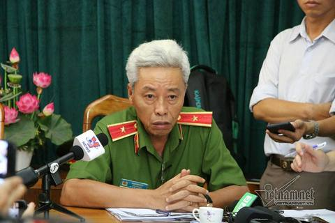 Tướng Phan Anh Minh