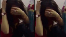 Bị bạn trai Tây tung clip 'nóng' lên mạng, cô gái cầu cứu