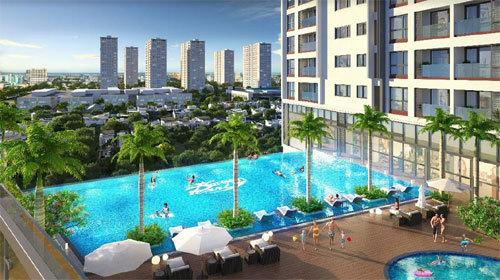 Green Pearl 378 Minh Khai: mua nhà không áp lực thanh toán
