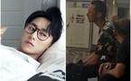 Lộ loạt ảnh xuống sắc khó nhận ra của 'nam thần' Rocker Nguyễn