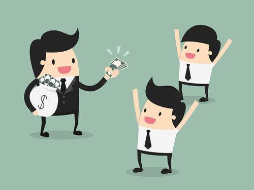 4 cách giúp nhân viên thích thú hơn khi nhận lương