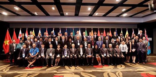 VN tham gia Hội nghị Tổng cục trưởng Hải quan Châu Á-TBD