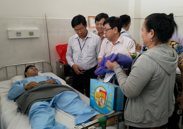 TP.HCM yêu cầu tuyên truyền cho học sinh lòng dũng cảm của 5 hiệp sĩ bắt cướp xe SH