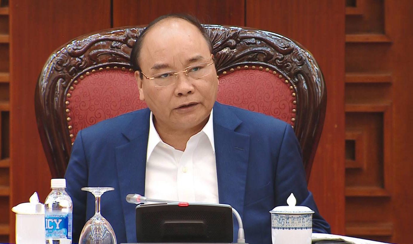 Dự án Thủ Thiêm,Thủ Thiêm,Thủ tướng,Nguyễn Xuân Phúc,Thanh tra Chính phủ