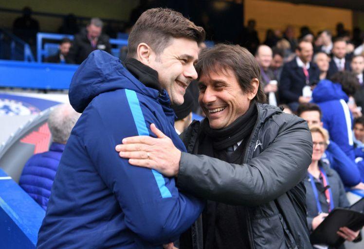 MU,Tottenham,Chelsea,Conte,Pochettino