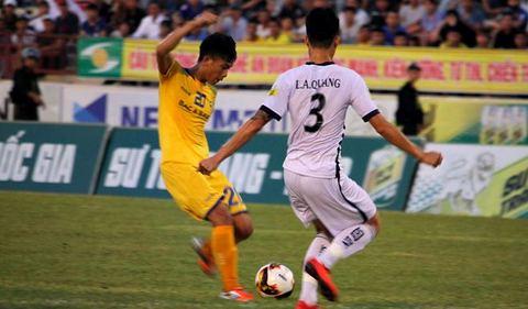SLNA 2-0 SHB Đà Nẵng
