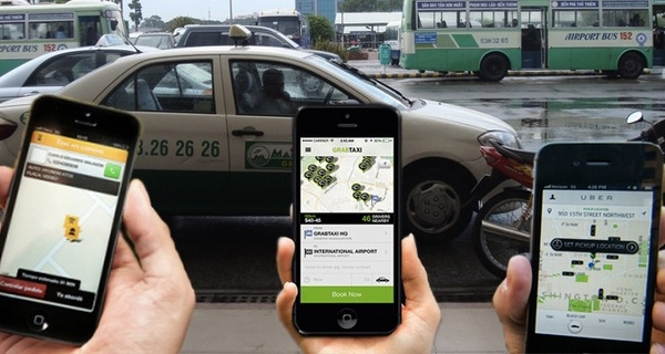 Uber tháo chạy, 'tay đua mới' dồn sức tấn công Grab