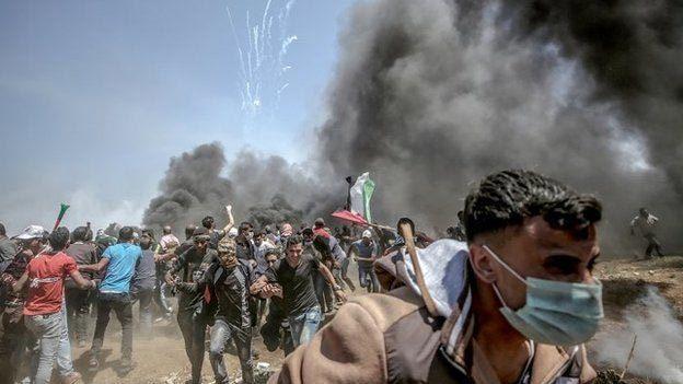 thế giới 24h,Israel,Palestine,đụng độ,biểu tình,Dải Gaza