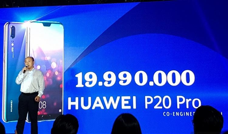 Huawei,điện thoại Huawei,smartphone,điện thoại Trung Quốc,Huawei P20 Pro