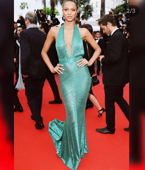 Naomi Campbell,Alessandra Ambrosio,Emilie Clark,Liên hoan phim Cannes