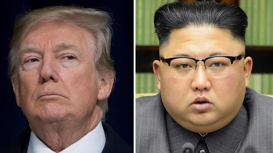 Kim Jong Un,Mỹ,Triều Tiên,Hàn Quốc,tập trận,Donald Trump