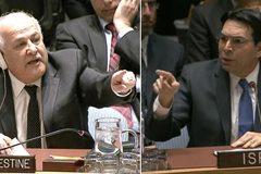 Đại diện Israel, Palestine khẩu chiến dữ dội tại LHQ