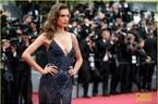 Dàn siêu mẫu hàng đầu thế giới đốt cháy thảm đỏ Cannes