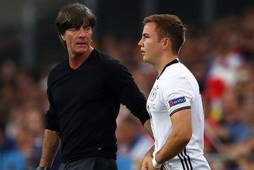 Đức loại người hùng Gotze khỏi World Cup 2018