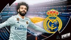 Salah đồng ý đến Real, đòi lương 22 triệu bảng/năm