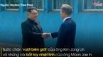 Người Hàn Quốc hào hứng 'nhập vai' lãnh đạo Hàn - Triều