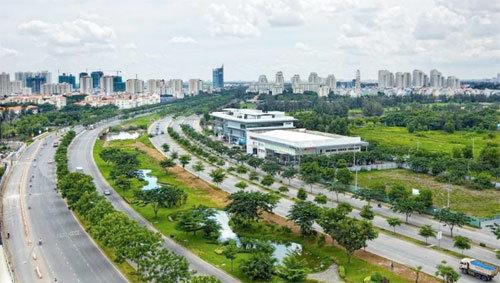 BĐS Nam Sài Gòn khởi sắc nhờ quy hoạch TP vệ tinh