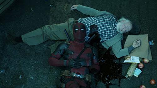 Deadpool Logan