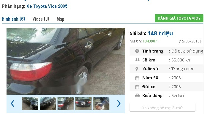 ô tô cũ,ô tô cũ giá rẻ,ô tô toyota,mua ô tô