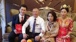 Nhờ cha là đại gia, cô gái cưới được chồng đẹp như diễn viên điện ảnh