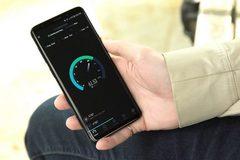 Galaxy S9 có tốc độ download vượt trội so với iPhone X