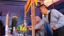 Quê nghèo tiễn biệt hiệp sĩ đường phố tử nạn ở Sài Gòn