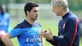 Arsenal chuẩn bị bổ nhiệm Mikel Arteta thay Wenger