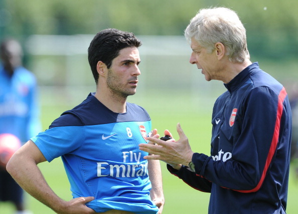 Arsenal,Mikel Arteta,Man City