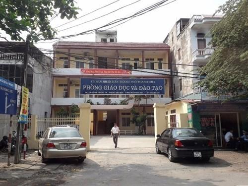 Thanh Hóa đổi 2 khu 'đất vàng' để xây mới một trường học