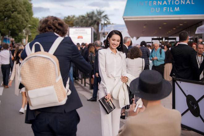 Nhã Phương,Liên hoan phim Cannes