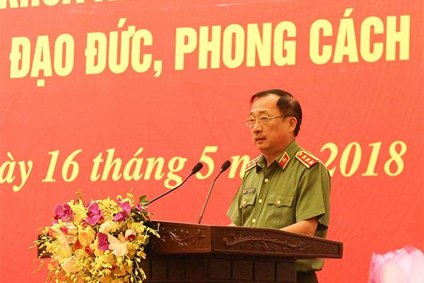 công an,tội phạm,Thứ trưởng Công an,Nguyễn Văn thành