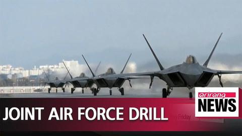Clip cuộc tập trận Mỹ - Hàn khiến Kim Jong Un tức giận