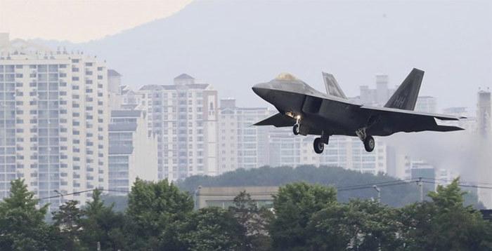 Tập trận Mỹ Hàn,Đại Thần Sấm,Kim Jong Un,tình hình Triều Tiên mới nhất