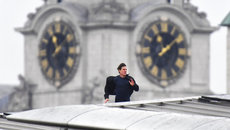 U60 Tom Cruise hành động gay cấn trong 'Nhiệm vụ bất khả thi 6'
