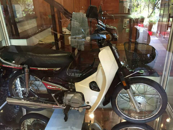 xe cổ,Honda Dream