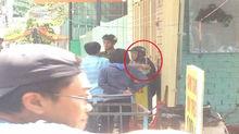 Cảnh sát nổ súng khống chế kẻ dùng dao tấn công chủ quán cơm