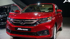Ô tô sedan Honda 180 triệu: Trời nắng rát chị em mơ ước con xe này