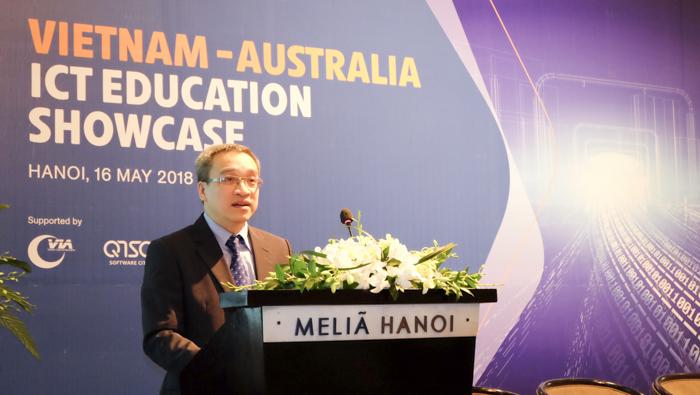 CNTT,Truyền thông,ICT,Việt Nam,Australia