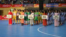 Futsal HDBank 2018: Giải đấu nhiệt huyết của sinh viên Đà Nẵng