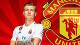 """Toni Kroos sẵn sàng về MU, Arsenal tuyển """"người không phổi"""""""