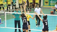 Giải bóng chuyền nữ VTV9 Bình Điền: Chủ giải toàn thắng vòng bảng