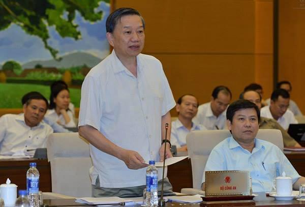 Giám đốc công an khó lên thứ trưởng vì không được phong hàm tướng