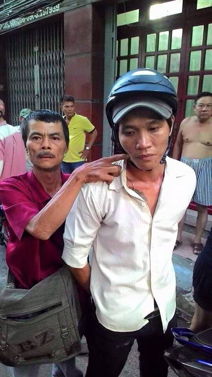 Hiệp sĩ Sài Gòn,Hiệp sĩ đường phố,trộm cướp,giết người,cướp giật ở Sài Gòn