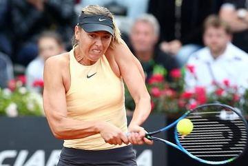 Rome Masters: Sharapova thua ngược tay vợt số 1 thế giới