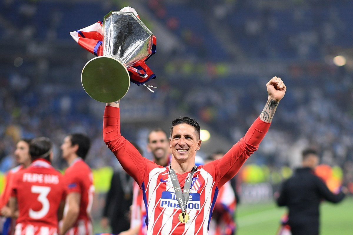 Atletico vs Marseille,Atletico,Torres,Europa League