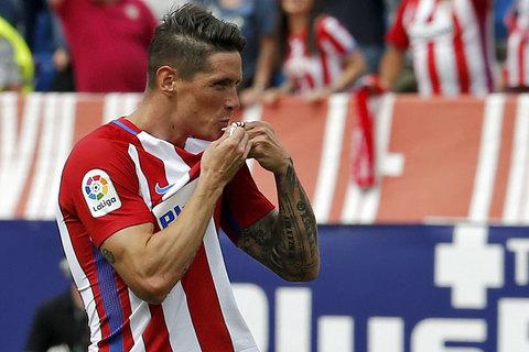 Torres vs Atletico