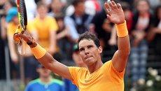Nadal thắng dễ như đi dạo ở vòng 2 Rome Masters