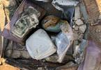 Cặp vợ chồng tìm được 'kho báu' 1,2 tỷ đồng chôn ở sân nhà