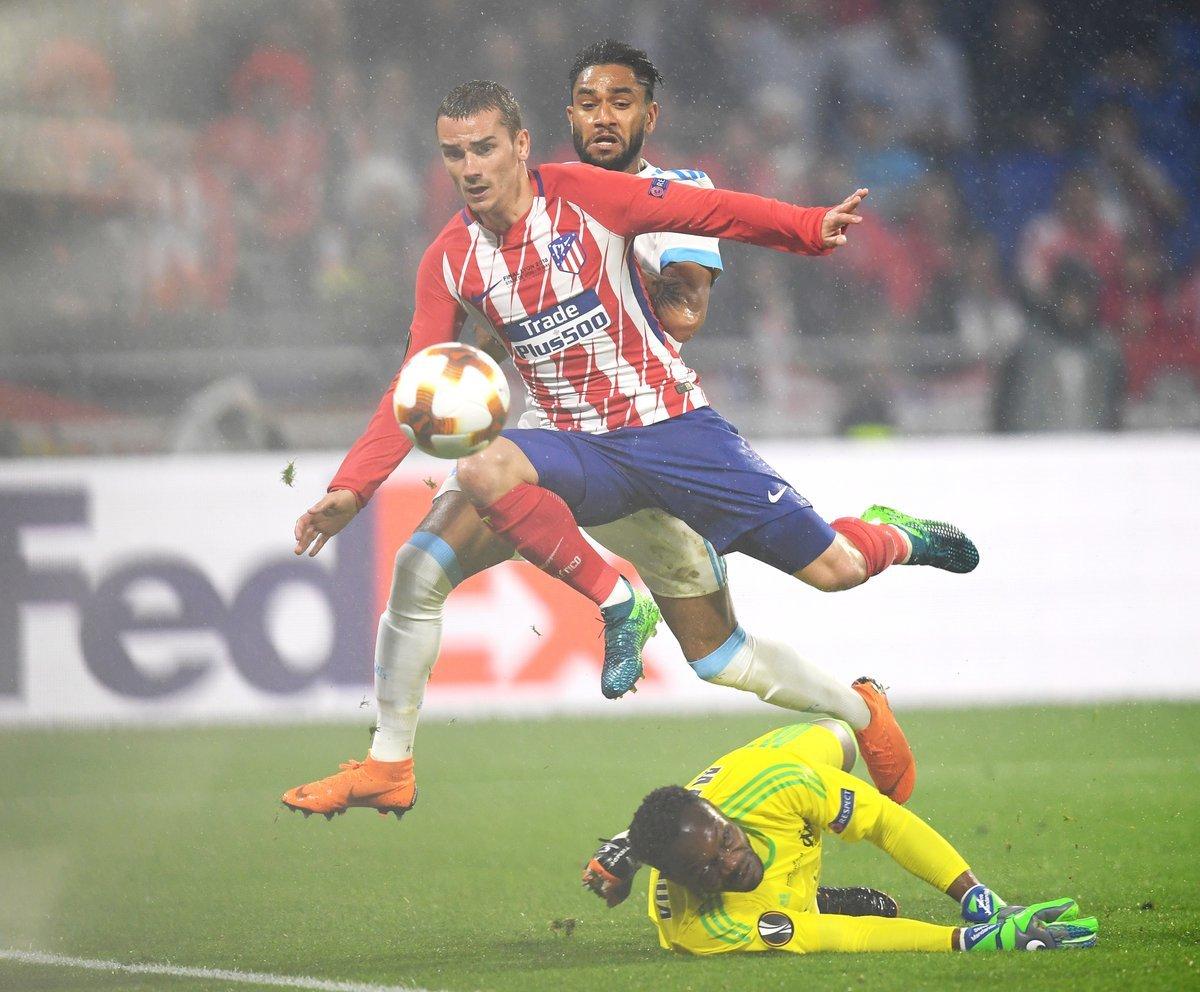 Atletico,Simeone,Europa League,Marseille
