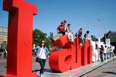 Học bổng đến 50% tại ĐH Amsterdam